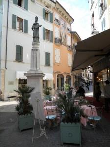 Altstadt Salo Lago di Garda