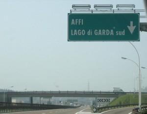 Autobahn-Gardasee-Affi-Maut