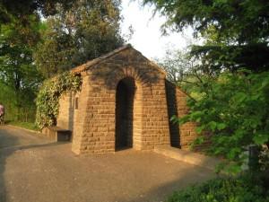 Costermano Gardasee deutscher Friedhof