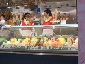 Gardasee Eis Sorten Cafe