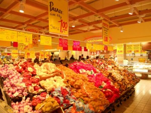 Lago di Garda Shopping Supermercato