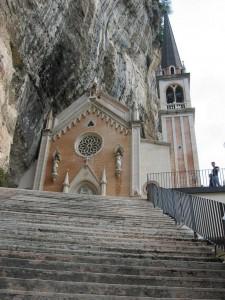 Madonna-della-Corona-Gardasee