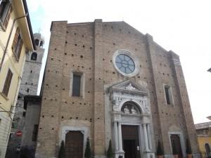 Salo Gardasee Dom Kirche