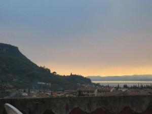 Sonnenuntergang Garda Lago di Garda