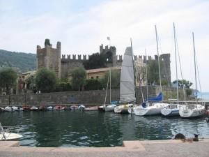 Torri Hafen Romantisch Gardasee