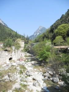 Toscolano Maderno Wandern Lago
