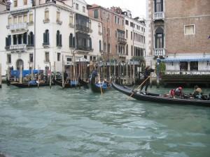 Venedig Gondel Urlaub Hochzeit