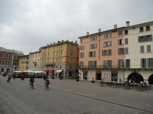 Zentrum und Altstadt Brescia