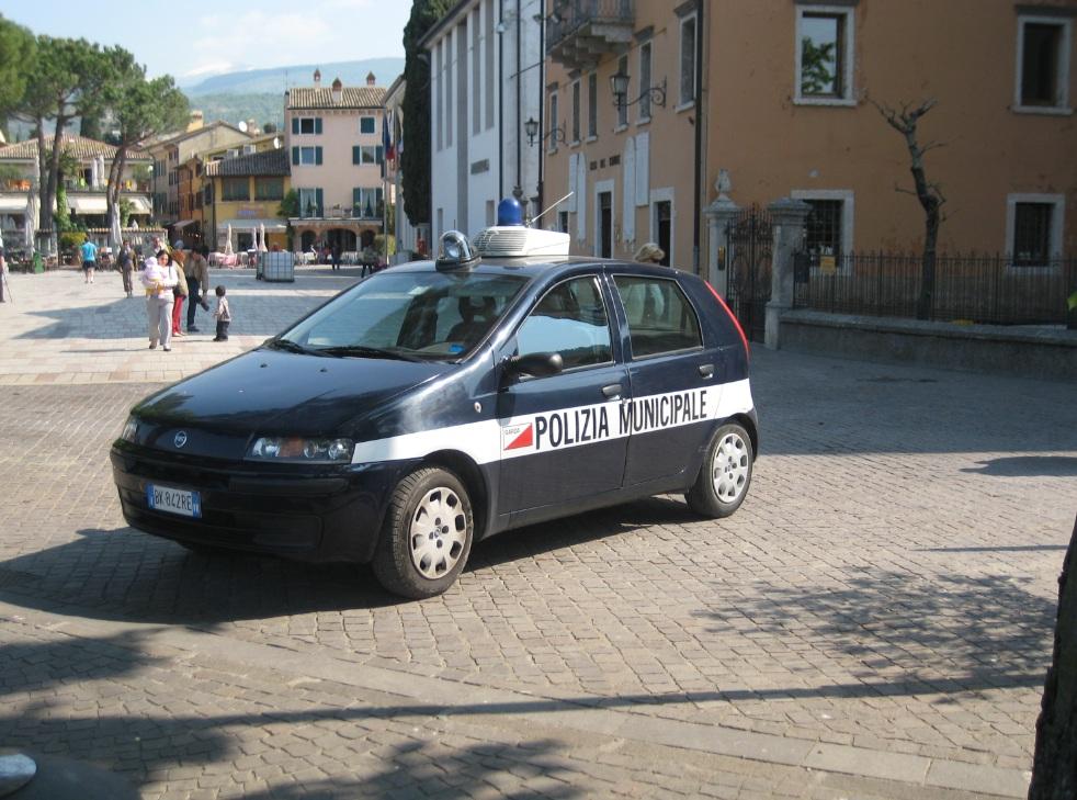 Carabinieri Italien Polizei