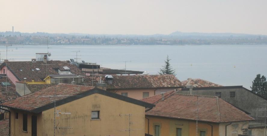 Wohnung am Gardasee mit Blick
