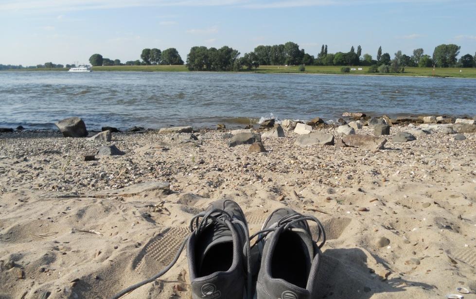 Wasser und Strand sorgen für Entspannung