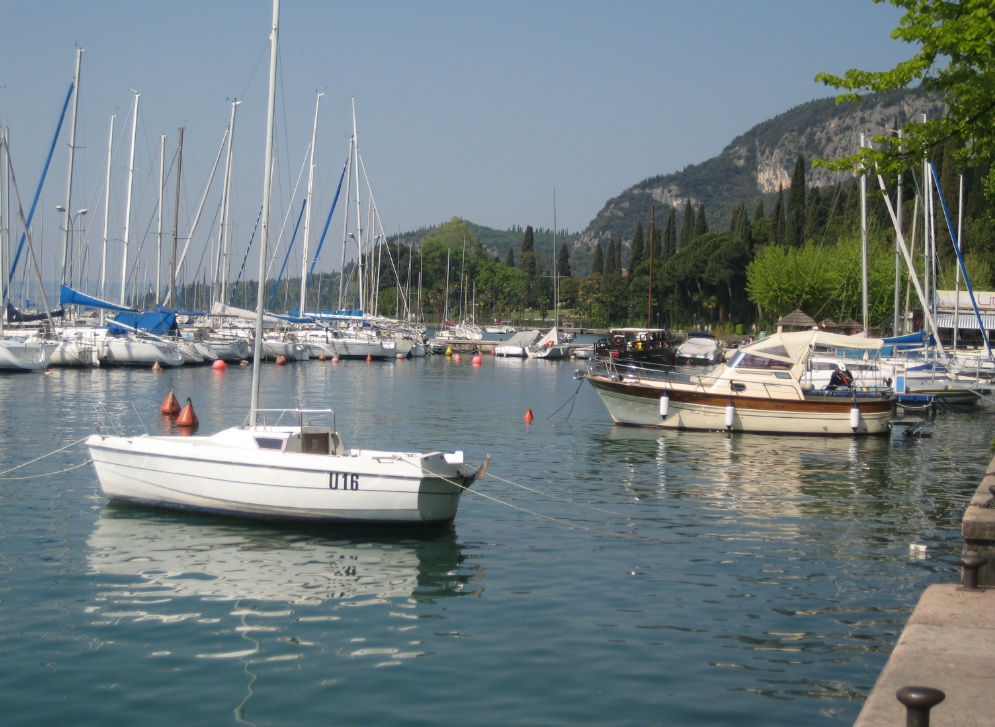 Bank Gardasee