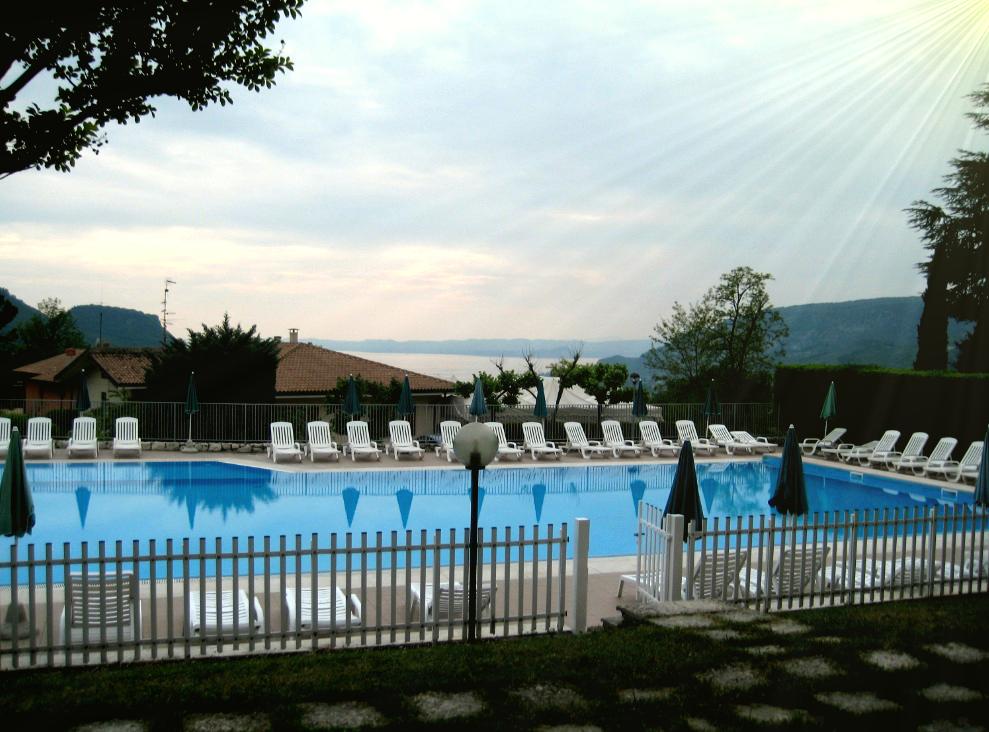 Ferienhaus mit Pool Gardasee