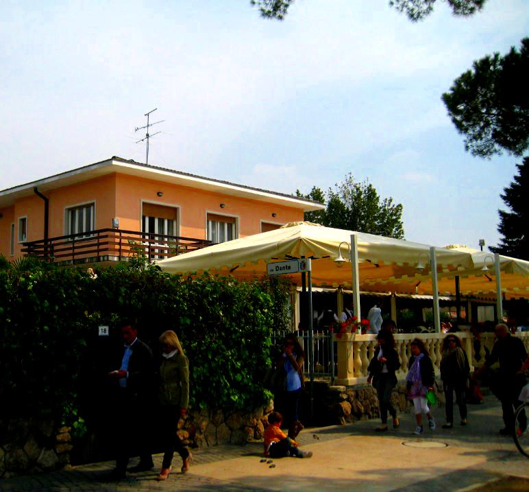 Wochenmarkt in Bardolino