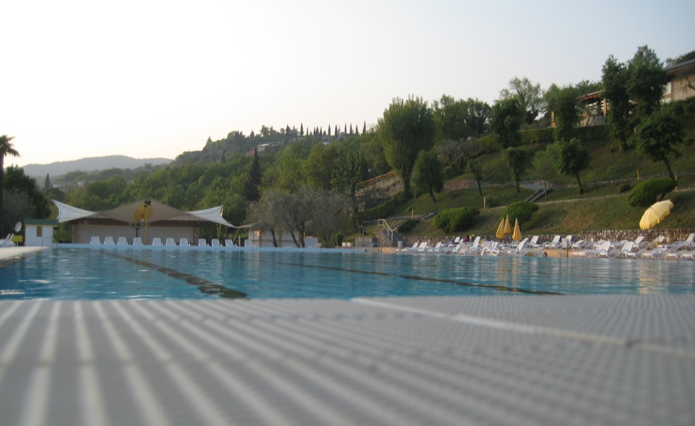 Poolparty Gardasee