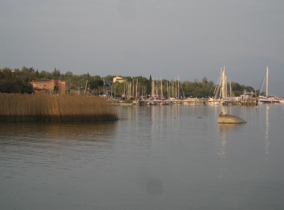 Reiselektüre Gardasee
