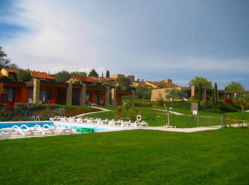 Ferienhaus in Moniga del Garda