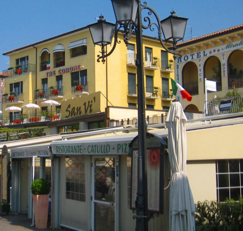 Ferienwohnung Gardasee Balkon