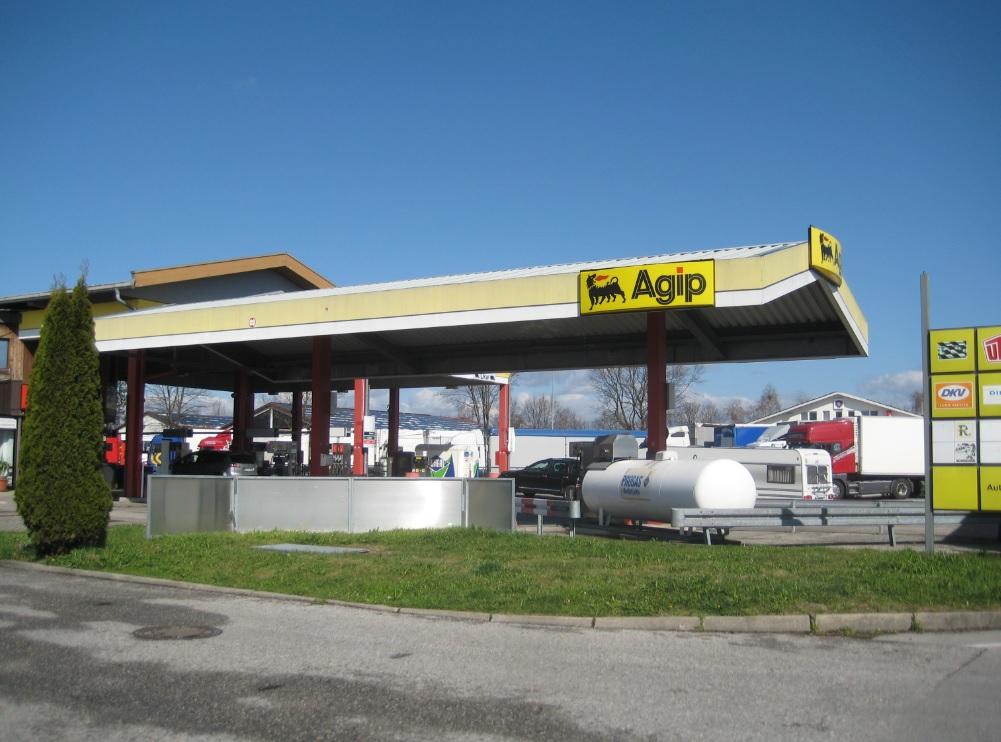 Tankstelle Gardasee