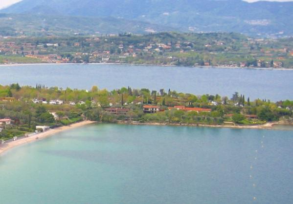 Badestrände am Gardasee