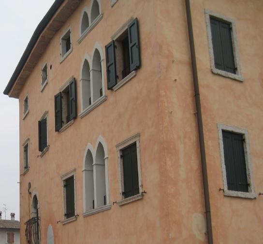 Häuser in Malcesine