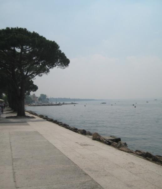 Winde am Gardasee
