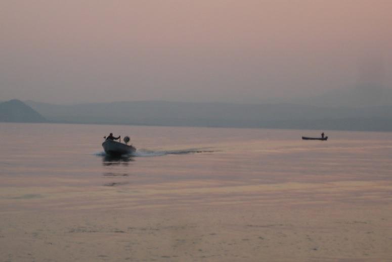 Angeln am Gardasee