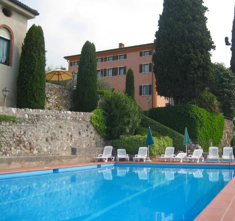 Hotel mit Pool am Gardasee