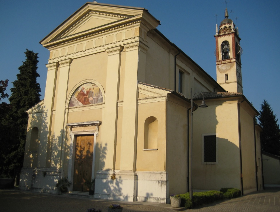 Kirche in Costermano