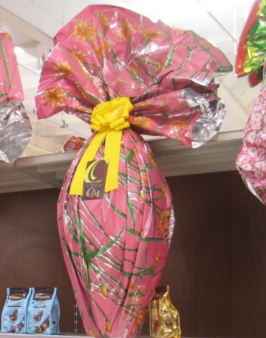 italienisches Schokoladen Osterei
