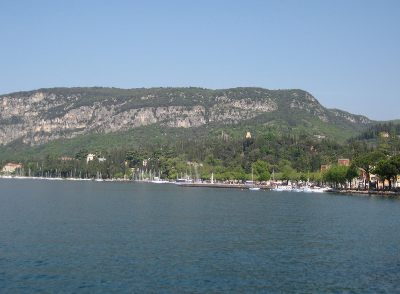 Bootsfahren am Gardasee