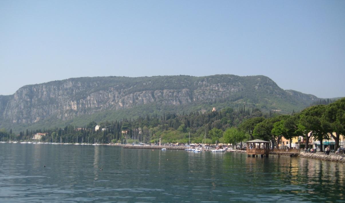 Bucht von Garda