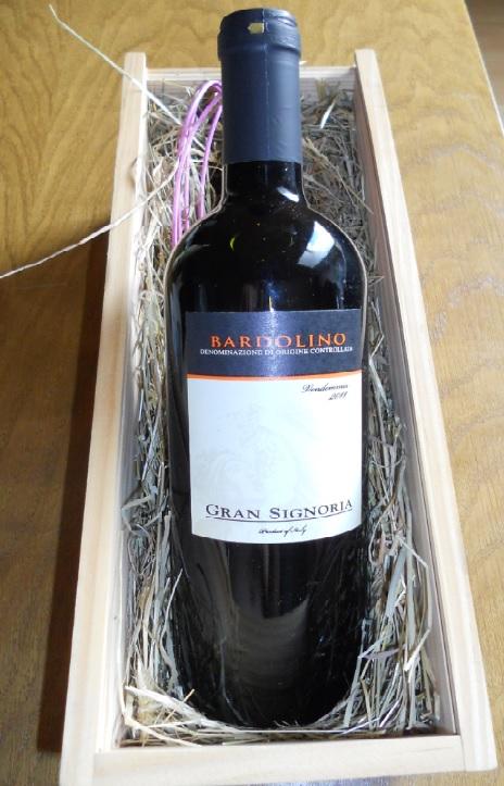 Italiener bevorzugen Wein