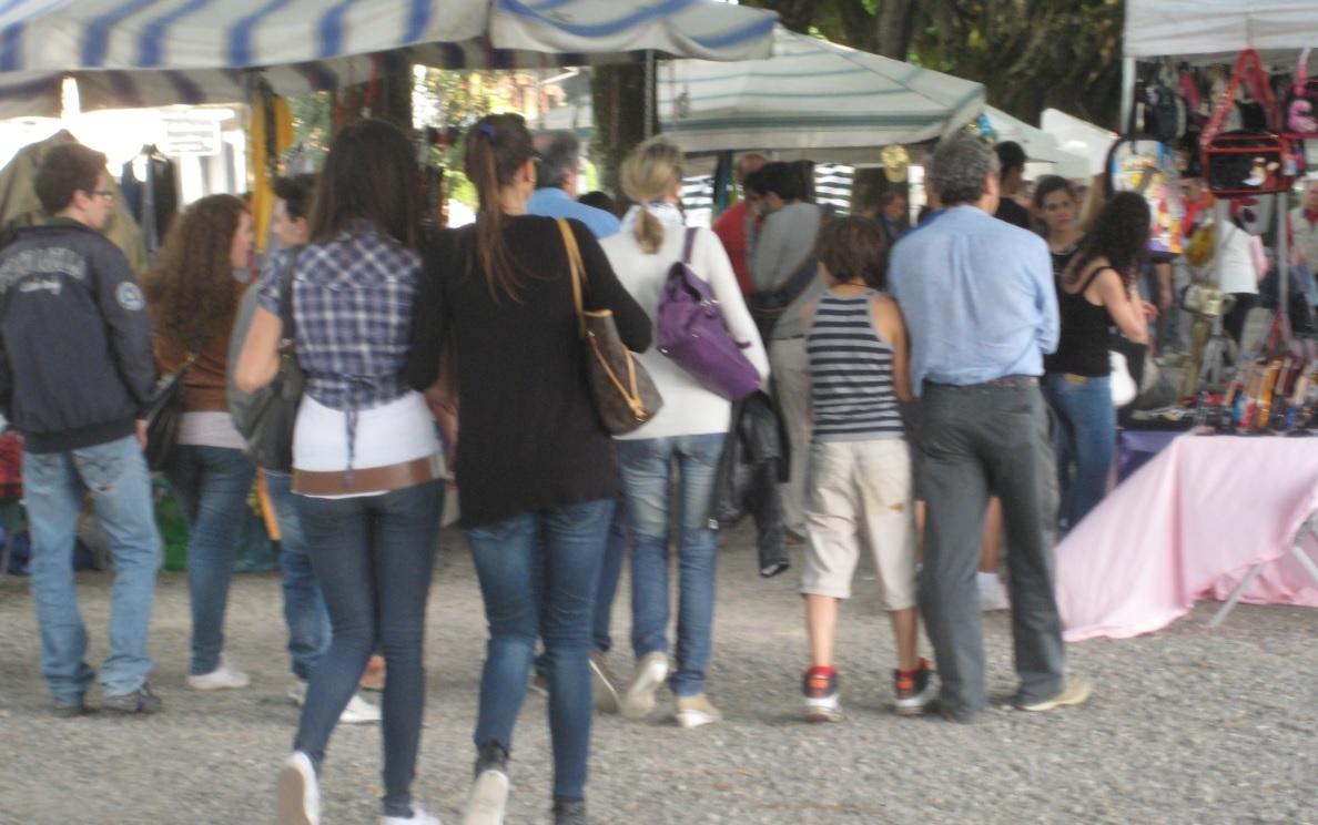 Shopping am Gardasee
