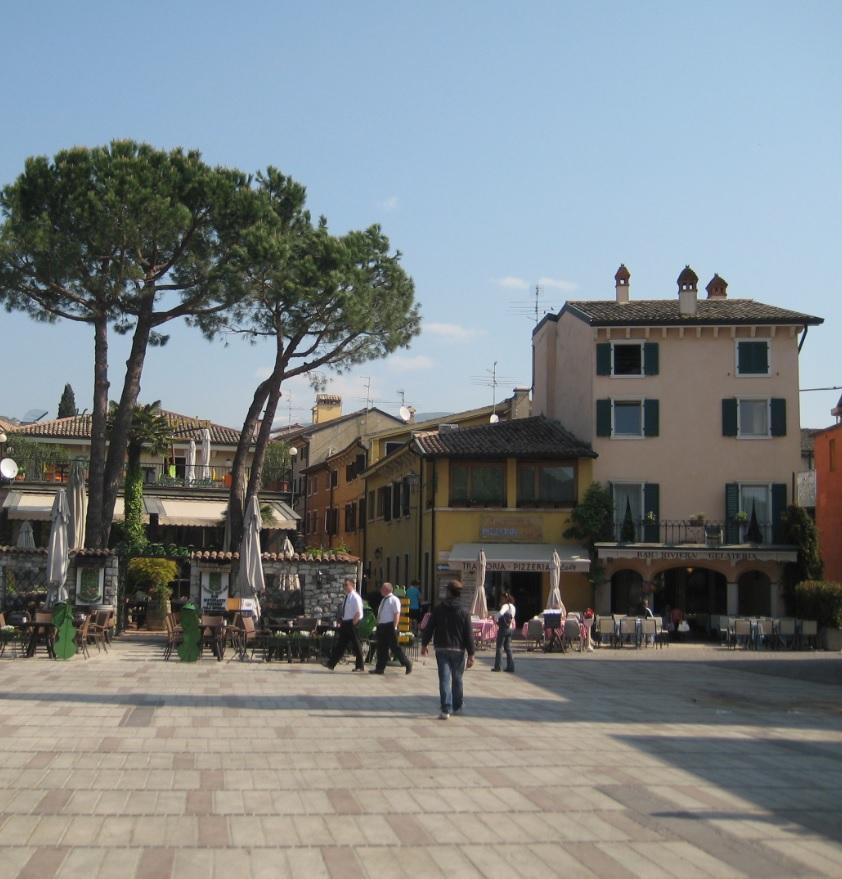 Nudeln am Lago di Garda