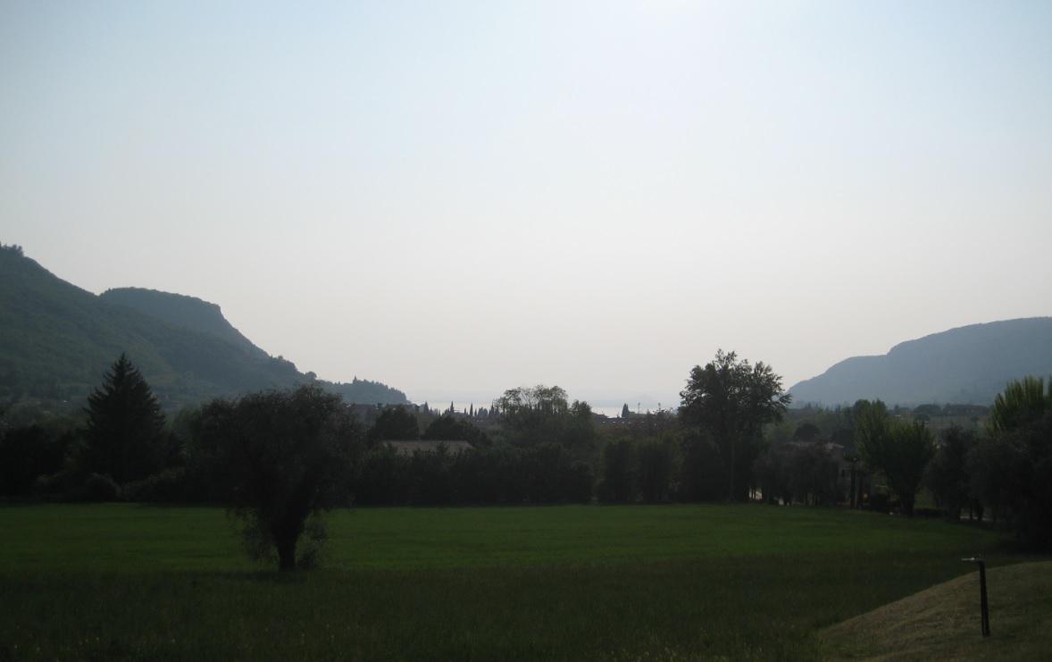 Die Bucht von Garda 2015