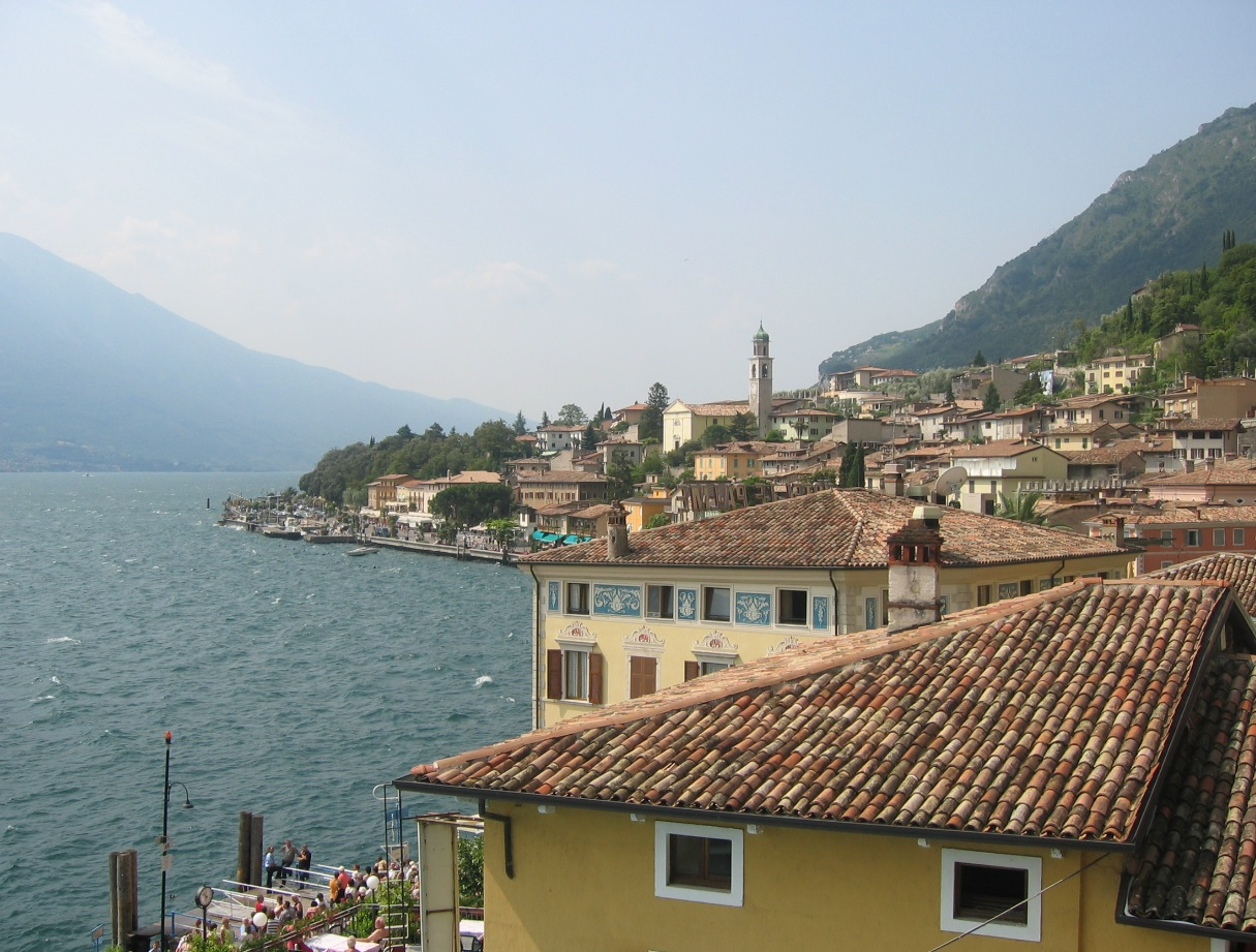 Romantik am Gardasee