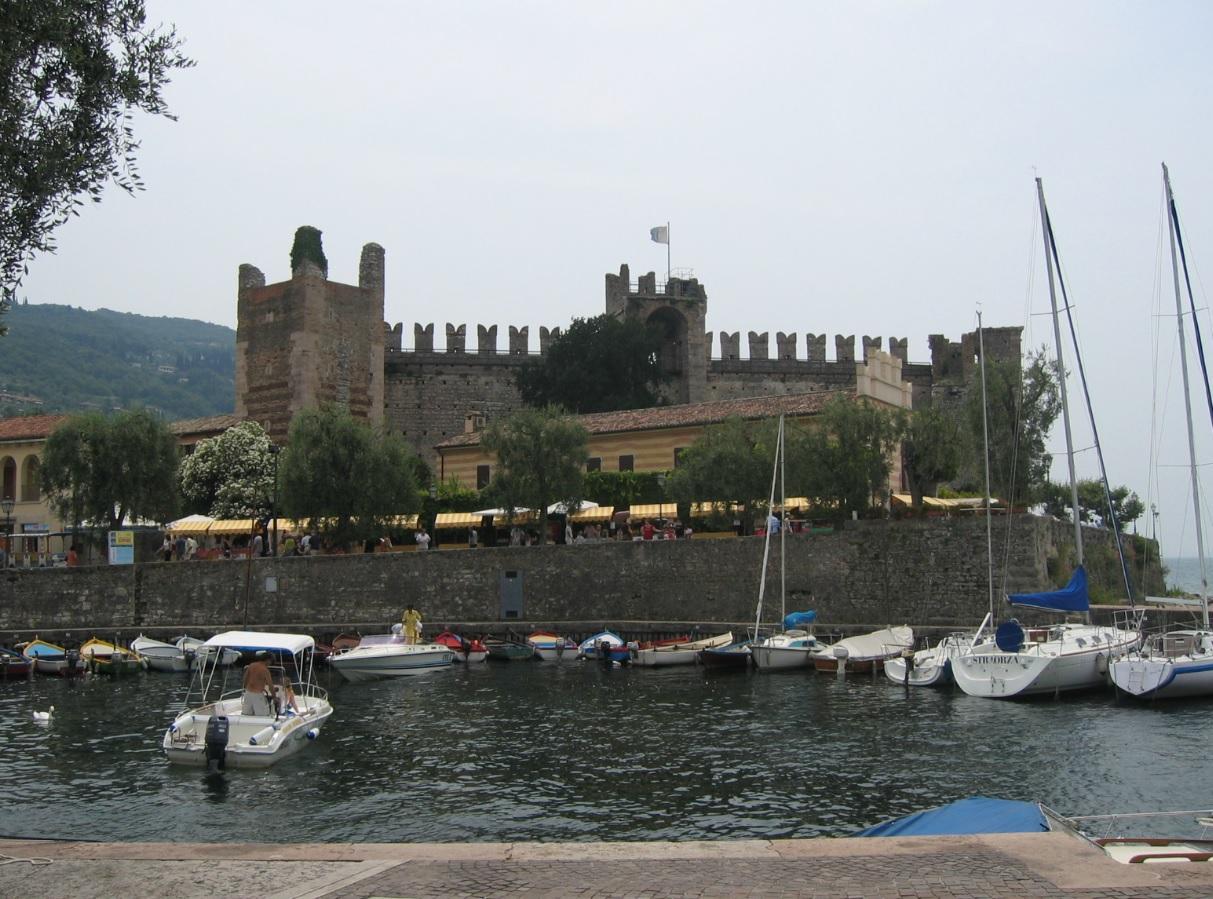 Panorama von Torri del Benaco
